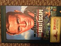 The great escape vhs video classic
