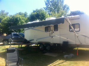 2005 Fleetwood Pegasus travel trailer
