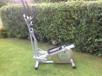 Carl Lewis cross trainer ELS25 (and stepper)