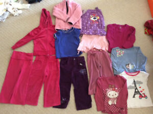 LOT of toddler girls size 2