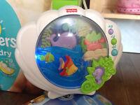 Aquarium basinette