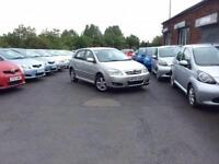 2005 05 TOYOTA COROLLA 1.4 T3 COLOUR COLLECTION VVT-I 5D 92 BHP