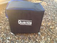Quantis therapy bag on wheels