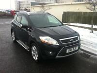 Ford Kuga 2.0TDCi ( 163ps ) 4x4 2009.5MY Titanium