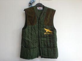 Snap-On Skeet/ shooting vest, Genuine