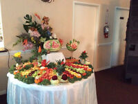 SPICE UP YOUR SPECIAL DAY  WITH CHARMING FRUITS ART