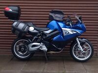 BMW F800 ST ABS. Only 11868miles. Nationwide Delivery Available *Credit & Debit Cards Accepted*