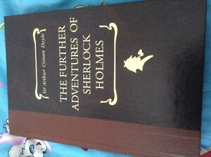 Hardcover : The Further Adventures Of Sherlock Holmes