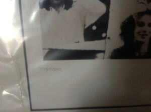 "Rolling Stones Framed ""Exile on Main Street"" Numbered Lithograph Oakville / Halton Region Toronto (GTA) image 2"