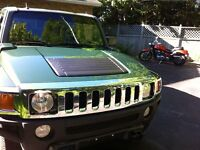 2007 HUMMER H3 (leather) NO RUST, NEW MVI