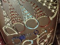 Brand new Indian hand sets neckless sets