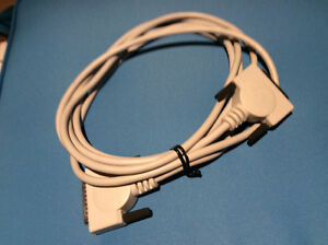 Fellowes Data Transfer Switch 2 Port 25 Pin Cable - NOT USED