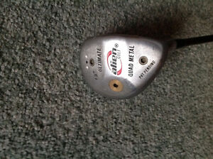 ALIEN 13* fairway Wood... Like new