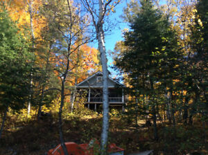 Lakefront Cottage for Rent - Now Booking for Fall