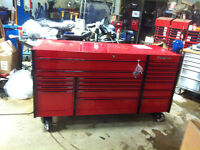 New Snap-on proffesional bottom roller cabinet..$7,500.00 OBO