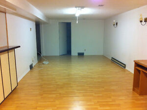 Basement For Rent Near Adsum Drive and Jefferson Ave