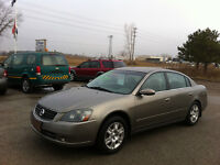 2005 Nissan Altima 2.5S Sedan Safety & Etested! Low K's