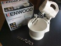 Kenwood Hand/ Stand Mixer