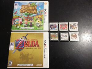 3ds games for sale or trade