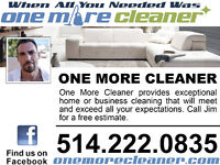 Montreal's Most trusted and reliable condo and office cleaner.