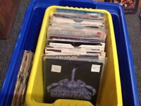 "Rock 7"" singles all listed individually priced"