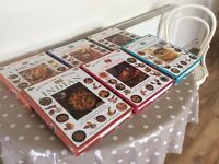 SET OF 6 BEST EVER COOK BOOKS