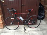 Like new Boardman comp road bike for sale