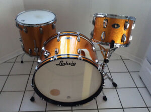 100th Anniversary Ludwig Classic Maple Drumset
