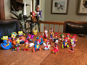 32 figurines Mc Donald  collectionneur