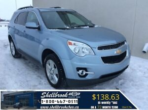 2014 Chevrolet Equinox 7' TOUCH HEATED LEATHER SEATS - $138.63BW