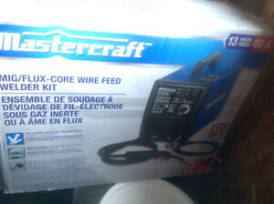 Reduced - Mig/flux core wire feed welding kit St. John's Newfoundland image 1