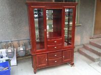 solid Cherry Cabinet