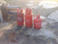 Calor gas bottles £30 each