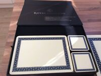 Royal Doulton place mats and coasters