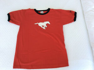 """Calgary """"Stampeders"""" - official team t-shirt (medium) - only $4"""