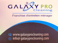 Franchise contracts - Galaxy Pro Cleaning - waiting list open