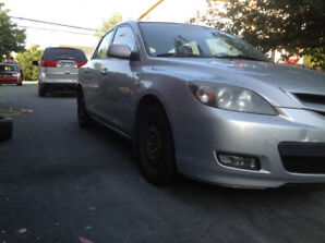 2009 MAZDA 3 HATCHBACK SPORT LICENSED FOR FULL YESR