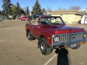 1972 K5 Blazer CST Hard / Soft Top