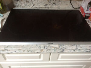 BOSCH 30 inch COOKTOP STOVE