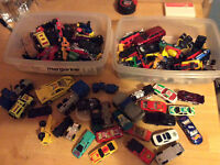 Lot of Dicast Cars - Hot Wheel