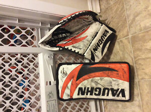 Vaughn 7400 Goalie Set London Ontario image 3