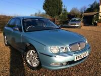 Rover 75 2.0 CDTI Club !! ONLY 71000 MILES NEW M.O.T !!!