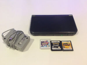 3DS XL with Games!