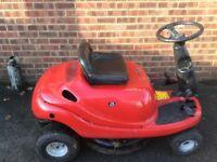 Ride on Petrol lawn mower - MTD SPRINTO