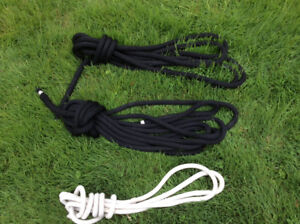 Boat Accessories eg ropes fenders