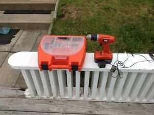 Cordless Drill with case