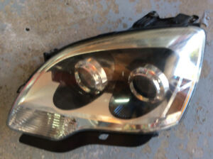 GMC Acadia phare headlamp headlight lamp light lumière-new price