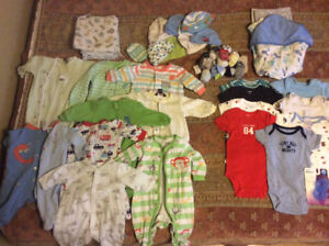 Vêtements garçon/ baby boy clothing 0-18