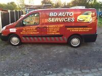 Windscreen fitting service fully mobile.