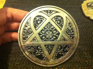 bam margera belt buckle